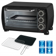 Leisurewize Larger Capacity Low Wattage Compact Electric Mini Oven