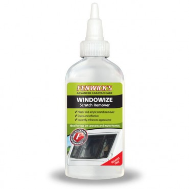 Fenwicks Windowize Caravan Window Body Scratch Remover