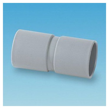 28MM Waste Pipe Straight Connector