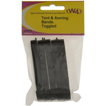 Awning Tent Replacement Pegging Rubbers Pack 5 - Toggled / Anchor