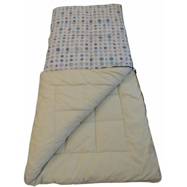 50oz King Size Sleeping Bag - Blue Baubles