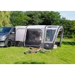 Vango Cruz II Low Inflatable Blow-up Campervan Driveaway Awning