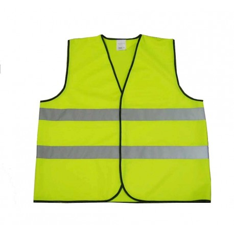 "Reflective Vest - A ""Must"" For Touring - Stay Safe!"