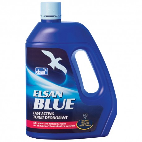Elsan Blue Toilet Chemical 2 Ltr