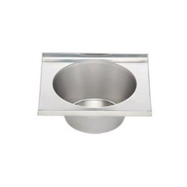 "Stainless Steel Sink / Bowl - Compact 12"" x 10½"""