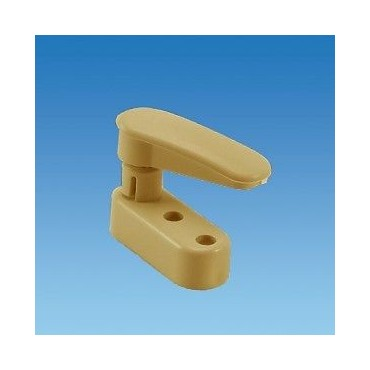 Adjustable Turnbutton in Beige - Table Travel Catch