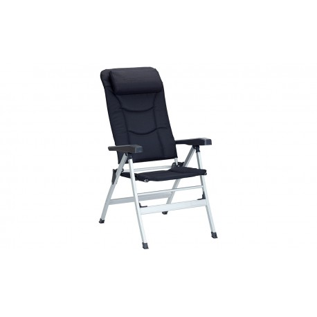 Isabella Thor Reclining Camping Chair - Dark Blue