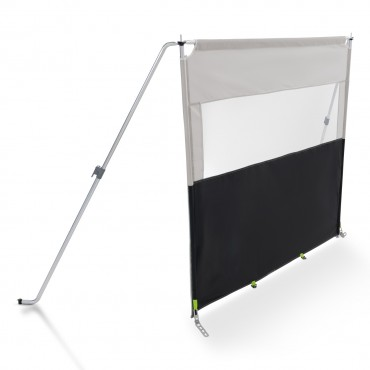 2019 Kampa Pro Windbreak Additional Panel / 1 Section Windbreak - 153 x 142cm
