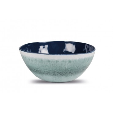 Melamine Serving / Salad Bowl - Aegean Artisan