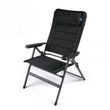 Kampa Lightweight Folding Camping Reclining Luxury Plus Firenze Chair