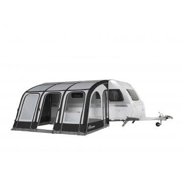 Dorema Starcamp Magnum Air Force 390 All Season Inflatable Caravan Porch Awning