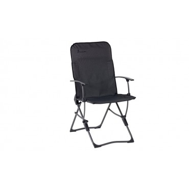 Isabella Balder Folding Compact Travel Camping Chair - Dark Grey