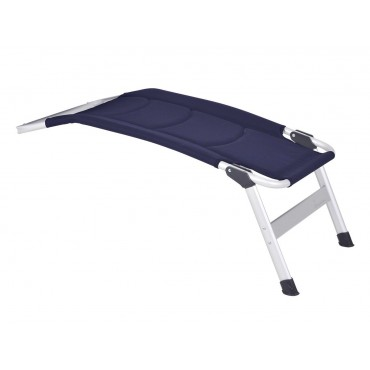 Isabella Lightweight Alloy Footrest - Dark Blue
