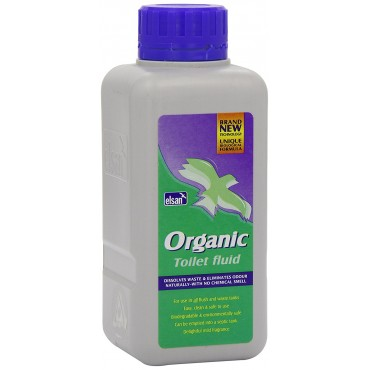 Elsan Organic Chemical Toilet Fluid / Cleaner - 400ml