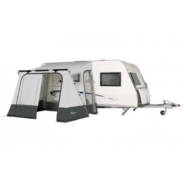 2021 Dorema Starcamp Mistral Ripstop 300 Porch With Steel Frame