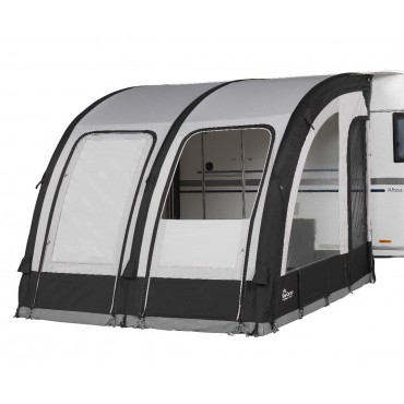 2021 Dorema Starcamp Magnum Air Force All Season 260 Inflatable Caravan Porch Awning