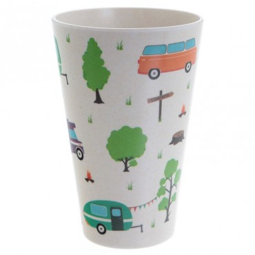 Caravan Design Reusable Bamboo Composite Cup