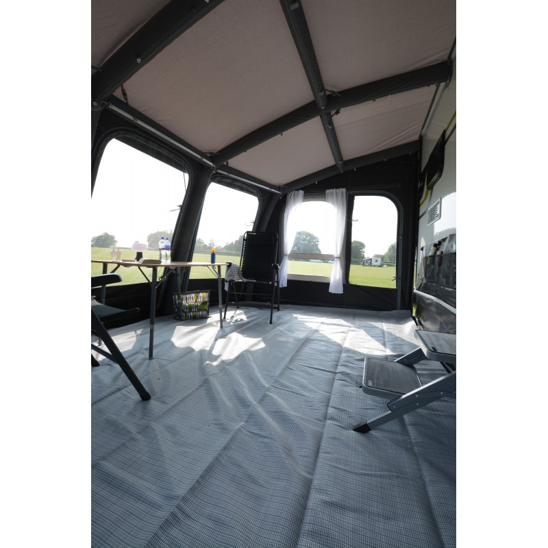 Kampa Elegance Breathable Caravan Awning Carpet Fits Rally ...