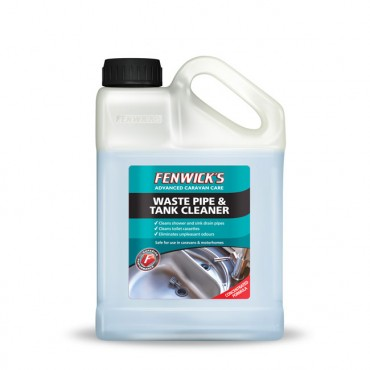 Fenwicks 1 Litre Caravan / Motorhome Waste Pipe & Water / Waste Tank Cleaner