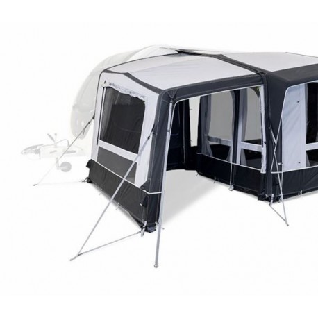 Left Hand Side Extension to suit Kampa Dometic Club All Season Caravan Awning