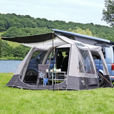 2021 Vango Kela V Low Inflatable Motorhome Driveaway Air Awning (180-210cm)