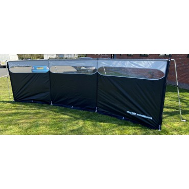 2020 Westfield  Windshield Pro Expert Deluxe Framed Windbreak