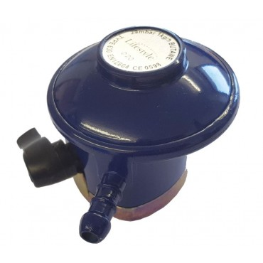 Butane 20mm Clip-On Gas Regulator for FloGas
