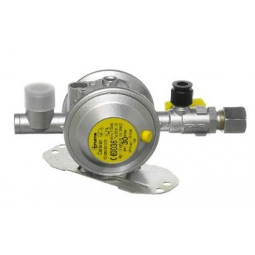 Caravan Truma Fixed Gas Regulator 1.5kg 8mm