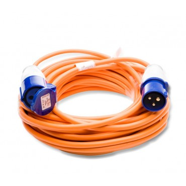 Mains Hook Up Lead - 10m