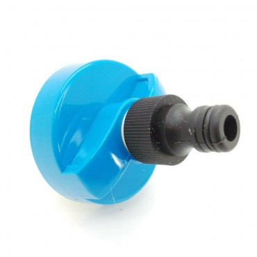 Portland Water Inlet Filler Cap With Quick Release Connector 6.5cm