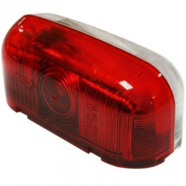 Jokon SPL2000 Side Marker Light 12V Red Clear