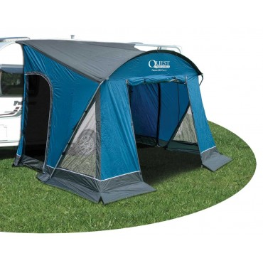 Quest Falcon 325 Caravan Poled Porch Awning