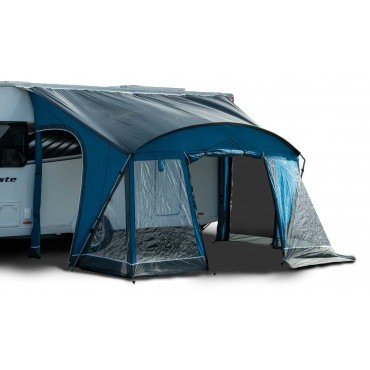 Quest Falcon 390 Caravan Poled Porch Awning
