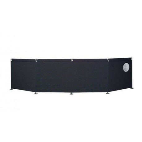 Isabella Mega Windscreen 4 Panel Seasonal Pitch Windbreak