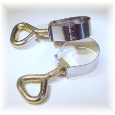 Awning Tent Pole Replacement Clamps - 25mm