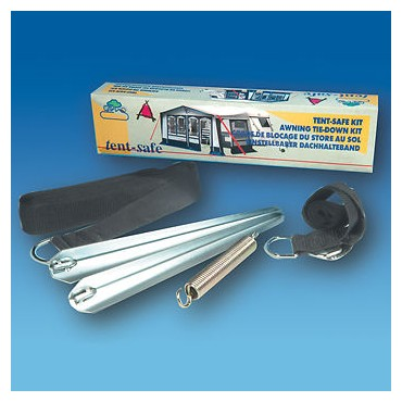 Caravan Awning Heavy Duty Strong Tie Down Kit Strap