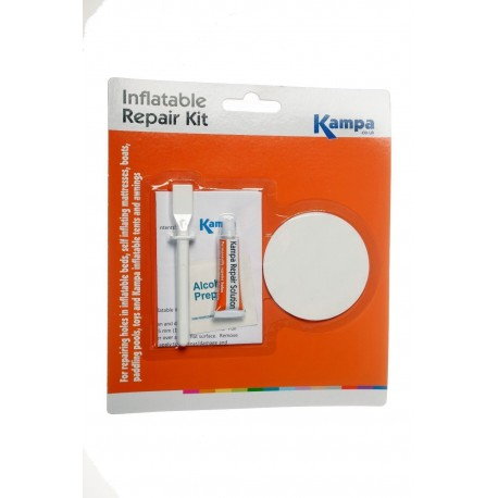 Kampa Inflatable Bed / Boats / Paddling Pools Repair Kit