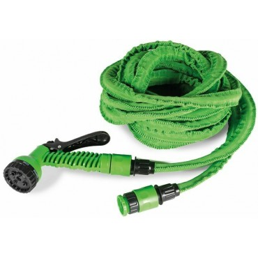 Kampa Boa Expandable 22.5 metre Flexible Hose with Connectors
