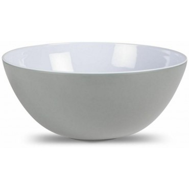 Melamine Serving / Salad Bowl - Seraph Grey
