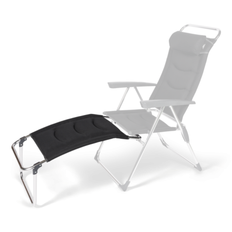 Footrest for Kampa Lusso Milano Pro Black Reclining Chair