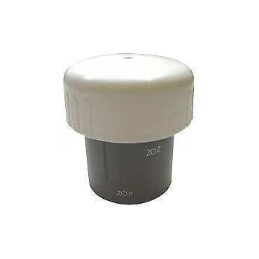Thetford Toilet Float Measuring Cap / Dump Cap - White