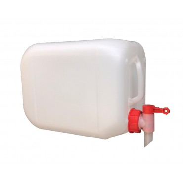 10 Litre Fresh Water Jerry Can With Tap