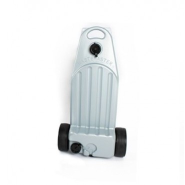 38 Litre Wastemaster Carrier - Silver