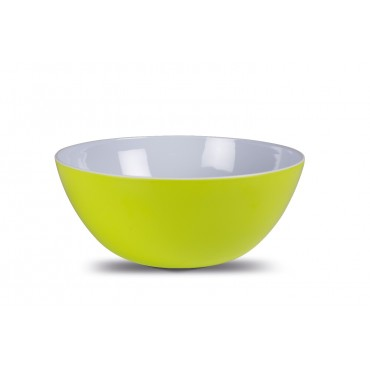 Melamine Serving / Salad Bowl - Citrus Green