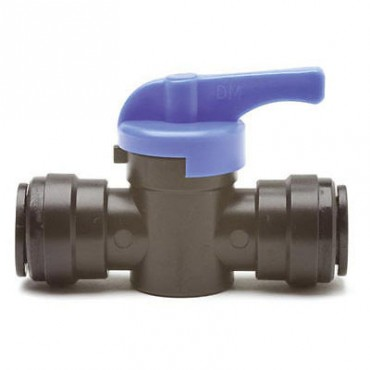 Caravan Push-Fit Shut Off Valve 12mm