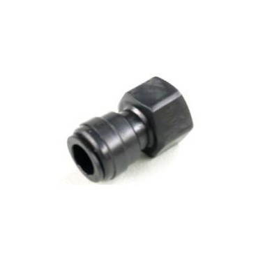 "Caravan Push-Fit Adaptor Assembly 3/8"" Female - 12mm"