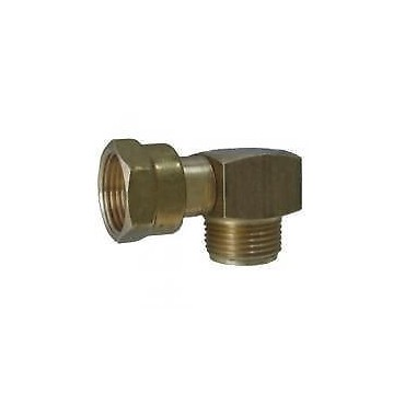 Truma 90 Degree Caravan Gas Regulator Elbow