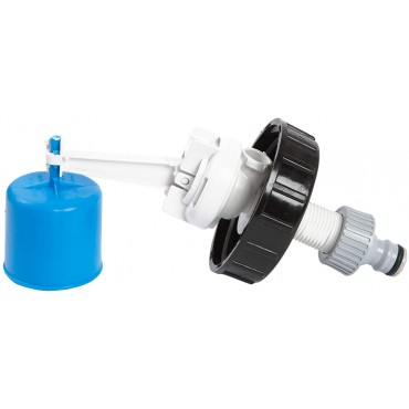 Mains Adaptor Ball Valve for side entry 40 Litre Aquaroll
