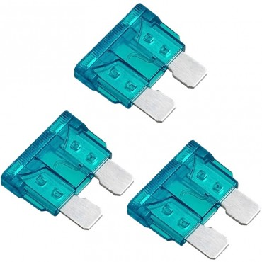 Standard Blade Fuses - Pack Of 3 - 15A