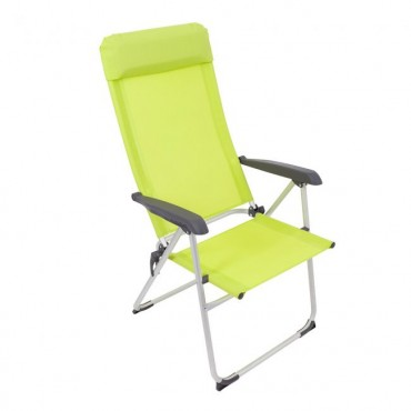 ViaMondo Textilene High Back 5 Position Chair